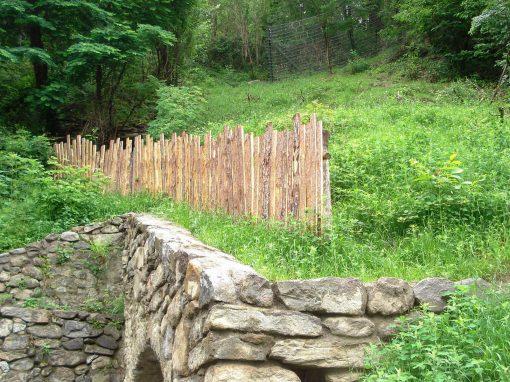 Geländesanierung, Schloss Tirol, Dorf Tirol